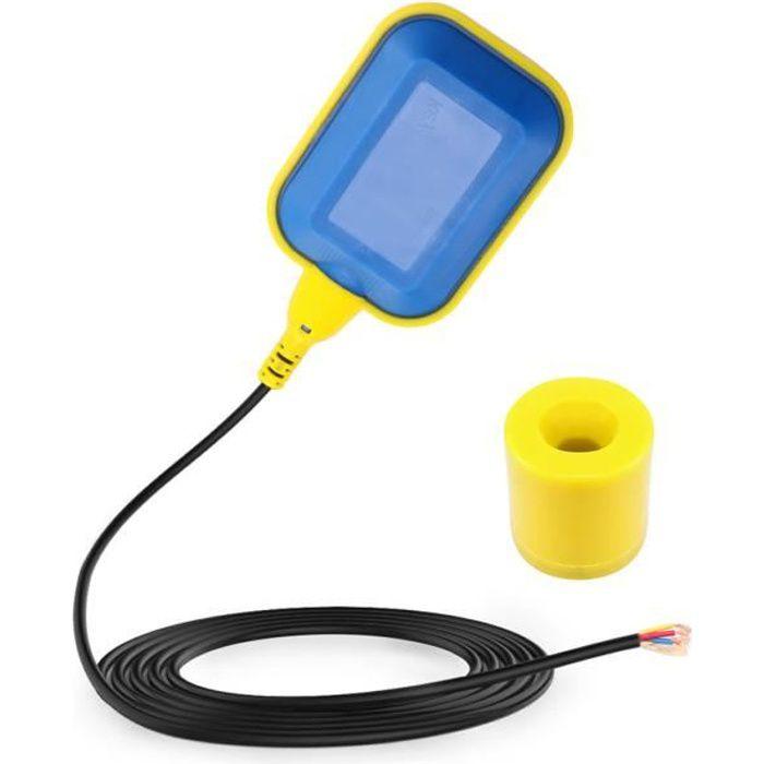 Interrupteur à flotteur pour pompe à eau avec câble 5m Flotteur interrupteur