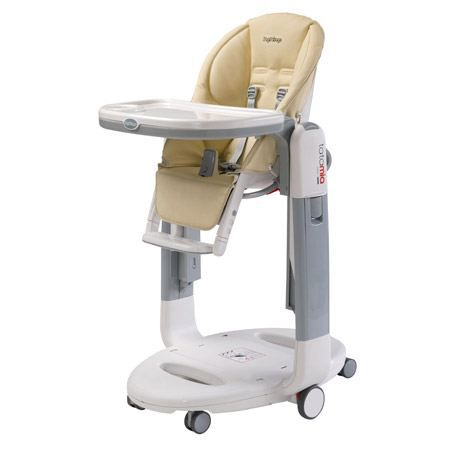PEG PEREGO Chaise Haute Tatamia - Coloris Beige