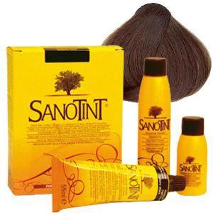 04 - Chatain Clair Coloration Teinture Sanotint…