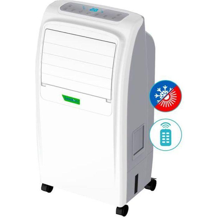 Nouveau climatiseur adiabatique Noble, technologie i-pure