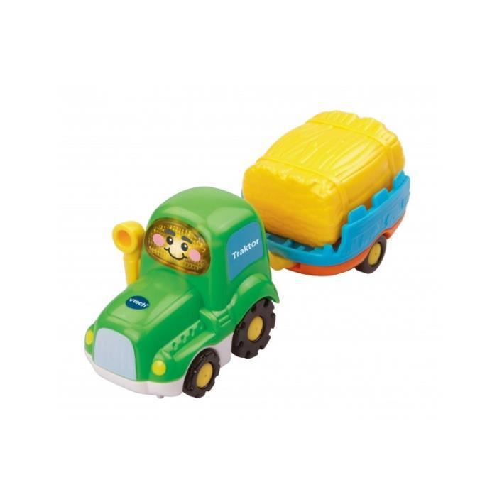 VTech Tut Tut Baby Streaker - Tractor & Trailer…