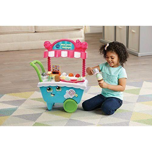 VTech 80-600704 - COMMUTATEUR KVM - 80-ndash600704 -ndash Mon Premier Glace Chariot de jeu jouet éducatif