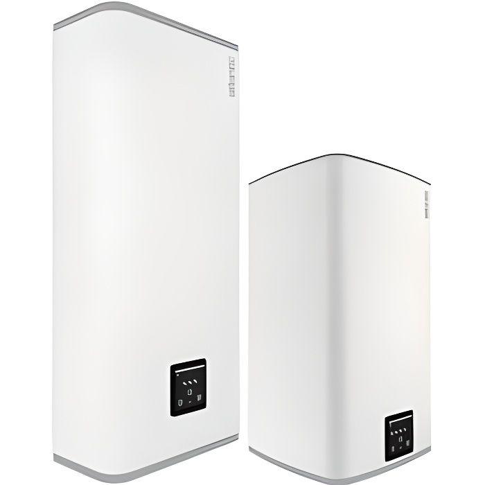 CHAUFFE-EAU Chauffe-eau électrique connecté Linéo 2 40L blanc