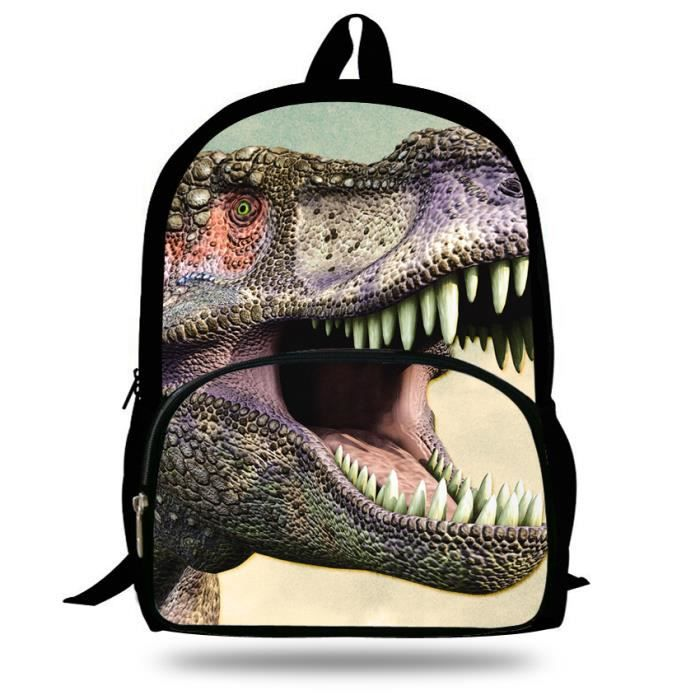 enfants sac animal dinosaure sacs dos noir achat vente sac dos 2009868664049 cdiscount. Black Bedroom Furniture Sets. Home Design Ideas