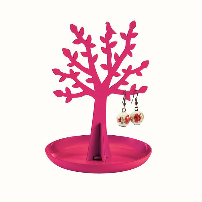 porte bijoux arbre rose de101f achat vente pr sentoir. Black Bedroom Furniture Sets. Home Design Ideas