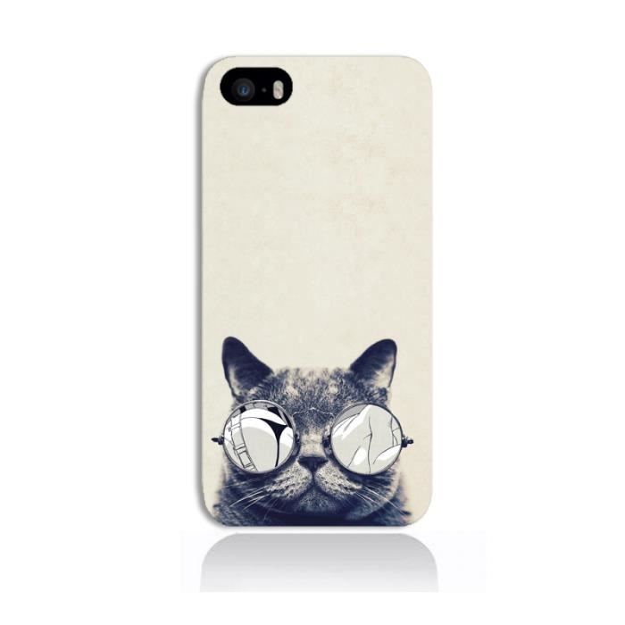 coque iphone 5 chaton