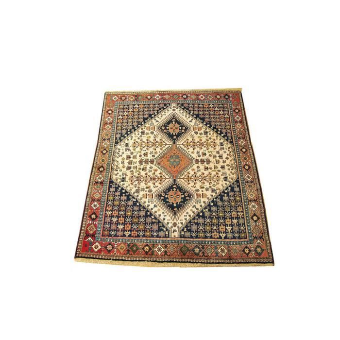 benuta tapis orient yalameh beige 155x195 cm achat vente tapis cdiscount. Black Bedroom Furniture Sets. Home Design Ideas