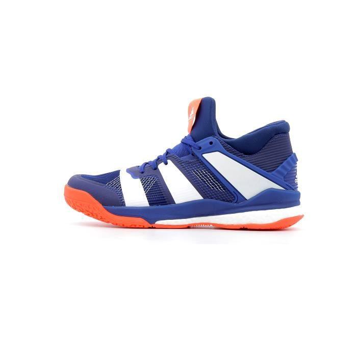 Chaussures de handball Adidas Stabil X Mid coloris Mystery ...