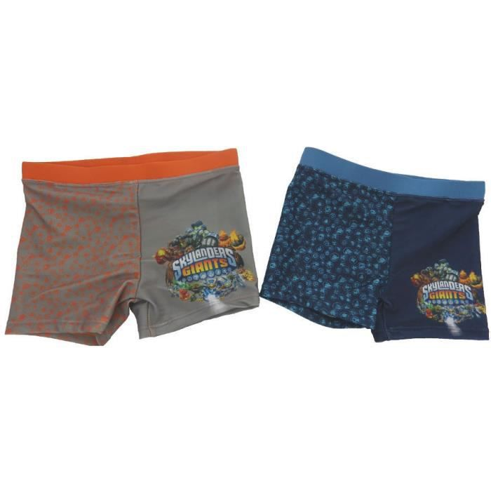 skylanders maillot boxer de bain bleu 12 18 mois bleu achat vente maillot de bain. Black Bedroom Furniture Sets. Home Design Ideas