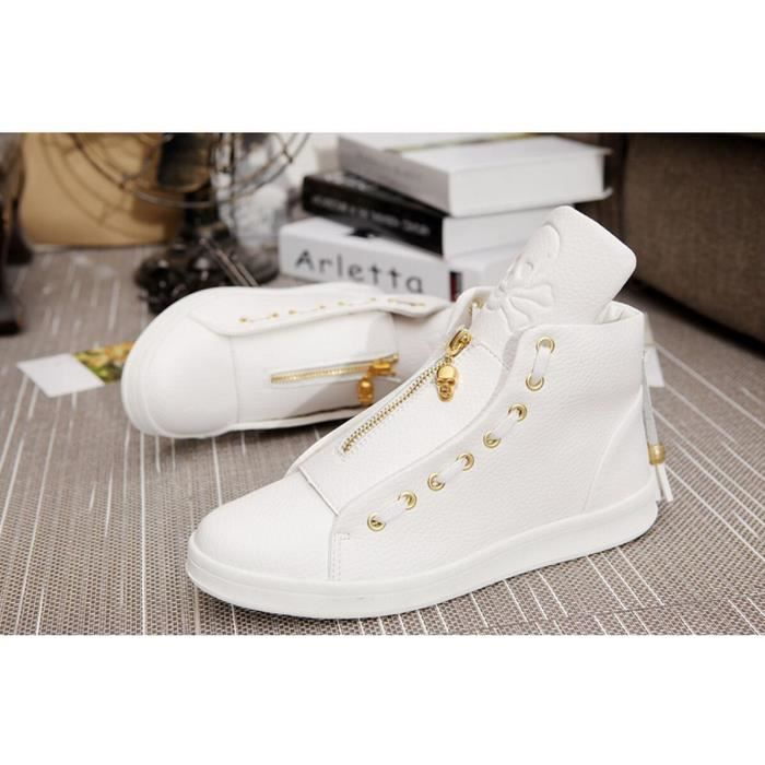 Mode cor enne Loisirs Sport High Top Spartan Me...