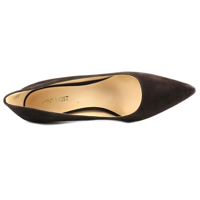 Nine West Margot Femmes Daim Talons