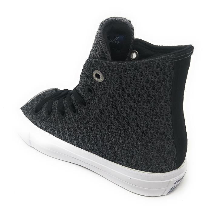 36 Ii Star black Chuck Ctas Hi Women's Taylor Converse white Taille Nfmmr All Thunder bfYgv7yI6