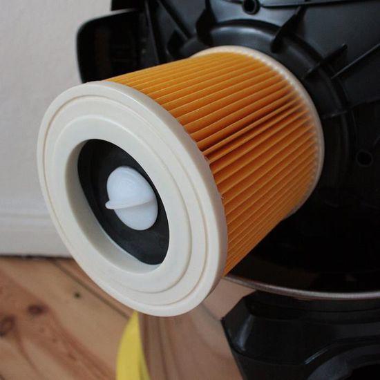 2x-Cartouche filtre Pour Karcher A 2604 a 2656 X PLUS SE 4001 a 2654 me
