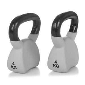 HALTÈRE - POIDS FYTTER Kettle bell AKB04B, haltère très pratique e