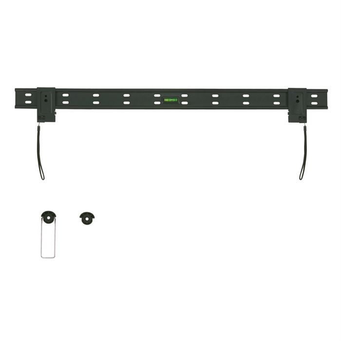 Hq support tv led fixe de 32 63 fixation support tv - Support tv 107 cm orientable ...