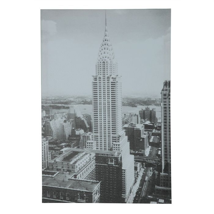 Cadre toile new york achat vente tableau toile cadre toile - Tableau toile new york ...