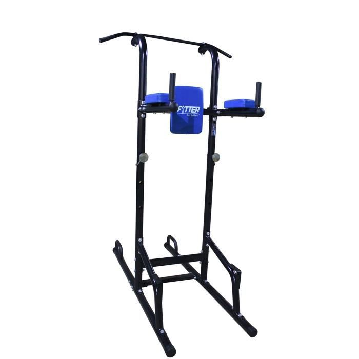 BANC DE MUSCULATION FYTTER Power Tower BE T4X Chaise Romaine Multi Ex