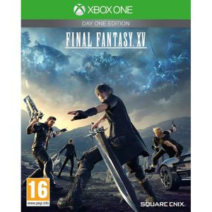 JEUX XBOX ONE Final Fantasy XV Day One Edition Jeu Xbox One