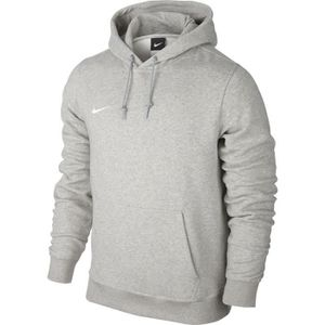nike hoodie homme gris