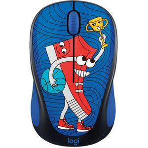 SOURIS LOGITECH Souris Sans Fil M238 Sneaker Head