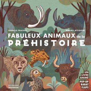DOCUMENTAIRE ENFANT Fabuleux animaux de la préhistoire