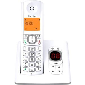 Téléphone fixe Alcatel Classic F530 Voice Solo Gris Téléphone san