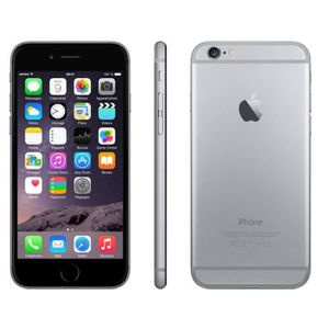 SMARTPHONE APPLE iPhone 6 64 Go Gris sidéral