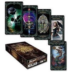 CARTES DE JEU Alchemy Gothic Tarot Jeu de Cartes