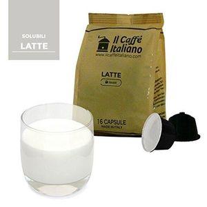 CAFÉ 96 Capsules de Lait compatibles avec machines  Dol