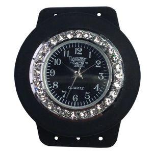 MONTRE Montre sans bracelet - Loomey Time - noir - cadran