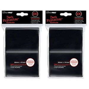 50pcs//pack deck protector card sleeves 66mm*91mm vert foncé couleur avec Mat
