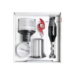 MIXEUR ÉLECTRIQUE BAMIX Coffret Red Box Swissline MX105077