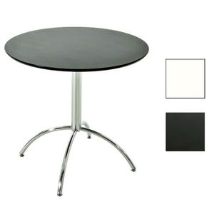 table ronde 80 cm achat vente table ronde 80 cm pas cher cdiscount. Black Bedroom Furniture Sets. Home Design Ideas