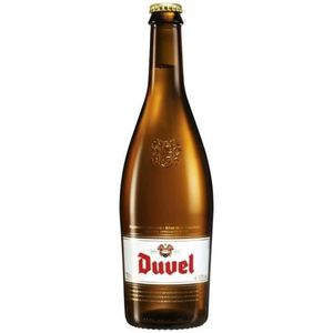 BIÈRE BRASSERIE DUVEL Bière Blonde - 75 cl - 8,5 %