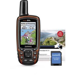 Accessoires boîtiers Garmin GPSMap 64s + TOPO Deutschland V8 Pro GPS ou