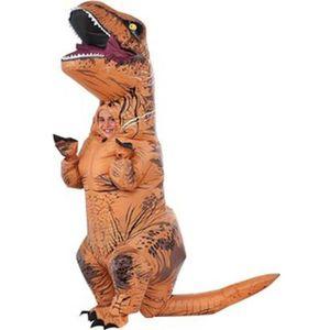 Taille Enfants LIDIWEE Costume D/éguisement Gonflable D/éguisement Dinosaure Gonflable pour Halloween Cosplay Fantaisie Costume