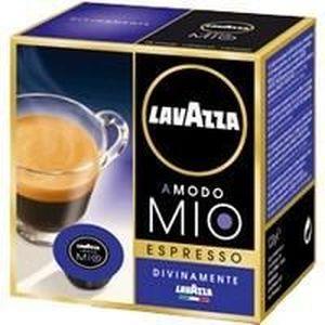 CAFÉ Dosette LAVAZZA A MODO MIO ESPRESSO DIVI