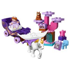 ASSEMBLAGE CONSTRUCTION LEGO Duplo L Disney Sofia Le Premier magique trans