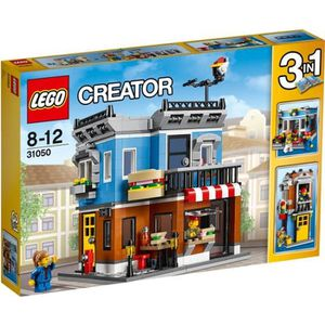 ASSEMBLAGE CONSTRUCTION LEGO® Creator 31050 Le Comptoir
