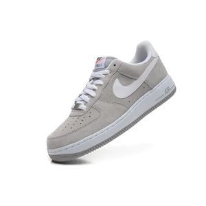 c3d5709b813 BASKET Baskets Nike Air Force 1 Low Suede Gris