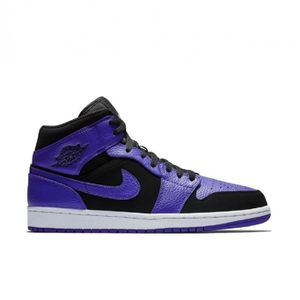 BASKET Basket mode Nike Air Jordan 1 Mid Bleu
