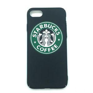 Starbucks Coque Apple Coque iPhone 7 Plus 7s Plus - Noir -AWZ108 ...