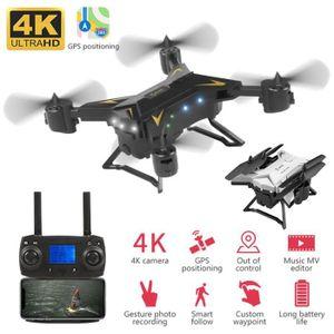 DRONE Avions Drone avec Camera 4k HD GPS 5G-WiFi Brushle