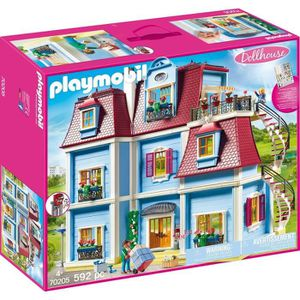 UNIVERS MINIATURE PLAYMOBIL 70205 - Dollhouse La Maison Traditionnel