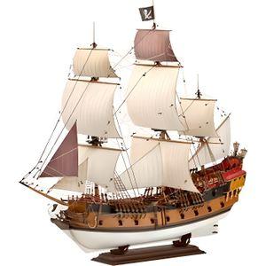MAQUETTE DE BATEAU Maquette voilier : Bateau pirate