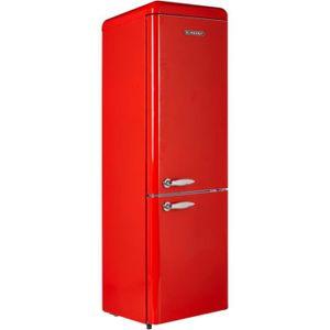 RÉFRIGÉRATEUR CLASSIQUE Réfrigérateur combiné Schneider SCB250VR