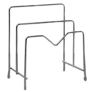SUPPORT MAGNÉTIQUE Stockage en Acier Inoxydable Porte-Rack Organisate