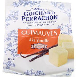 GUIMAUVE GUICHARD PERRACHON Guimauves à la vanille - 160 g