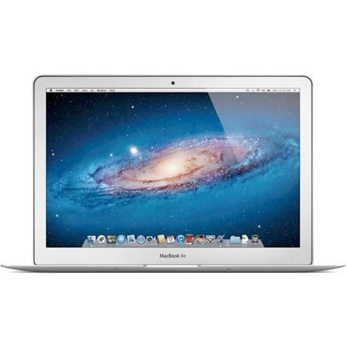Apple MacBook Air Core i7-4650U Dual-Core 1.7GHz 8Go 256Go...