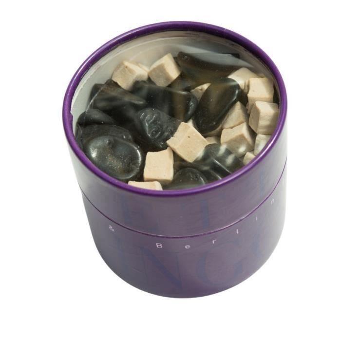 Violette & Berlingot - Assortiment de réglisses - Boîte de 220g